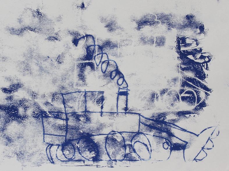 Dieter Benz,Lokomotive