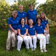 Das Praxisteam von Dr. med. Reiner Dorff
